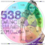 538 Dance Smash Volume 4 Harmonic Mix
