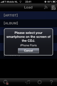 Rekordbox App CDJ Connection 2