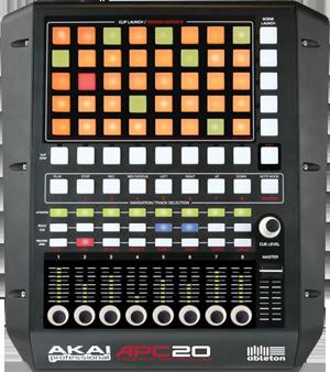 AKAI APC 20 Ableton Live MIDI Controller