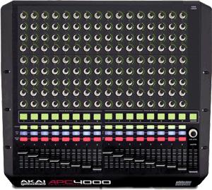 AKAI APC 4000 Ableton Live MIDI Controller
