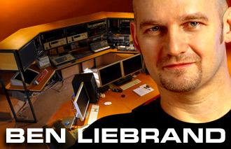 Ben Liebrand Studio