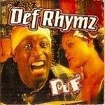 Def Rhymz - Schudden
