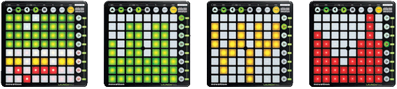 Novation Launchpad Modes