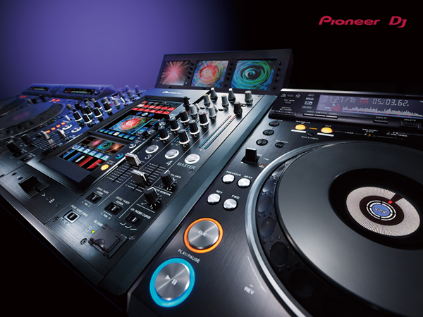Pioneer DJ Wallpaper