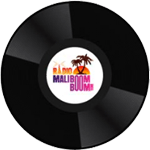 Radio MaliBoom Boom Vinyl Logo