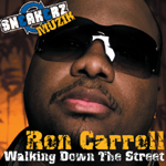 Ron Carroll - Walking down the street