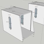 Design Studio Console/Desk