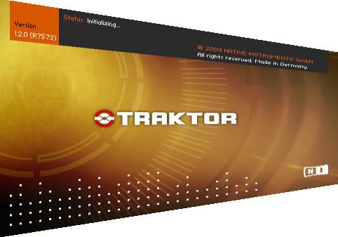 Traktor Scratch Pro Beta 1.2